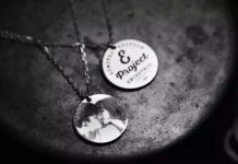 Personalized Name Necklace,style 1